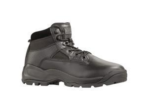 Tactical Boots, Pln, Mens, 10-1/2, Blk, 1PR 12002-019-10.5-R