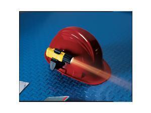 Flashlight Helmet Mount, Adjustable, SS