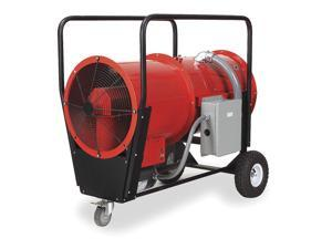 Electric Salamander Heater, Red ,Qmark, SDH3043