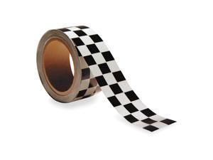 BRADY Warning Tape, Roll, 3In W, 30 ft. L 78138