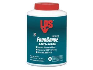 LPS Anti Seize Compound,  1 lb. Container Size 06510