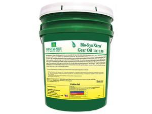Biodegradable EP Gear Oil, 5 Gal 82434