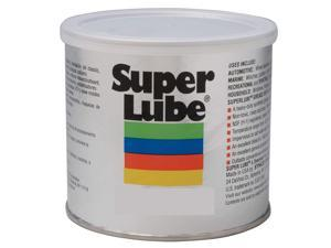SUPER LUBE White Silicone Di-Electric Grease,  400g,  NLGI Grade: 2 91016