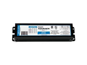 PHILIPS ADVANCE ICN2S86 Electronic Ballast,T8 Lamps,120/230/277V