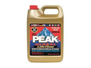 PEAK PXAB53 Antifreeze/Coolant, 1 gal, Pre-Diluted, PK6