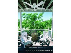 53054 52 in. Sea Air White Ceiling Fan