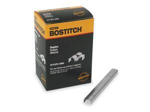 BOSTITCH STCR50199/16-4M Power Crown Staples,9/16 In,PK4000