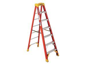 7 ft. Antislip Stepladder, 6207, Werner
