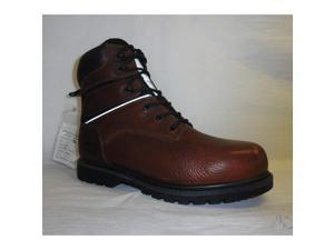 WORK MASTER Work Boots,  Size 13,  Toe Type: Steel,  PR CL-06-R2-130