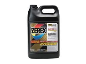 ZEREX Antifreeze Coolant, 1 gal., Concentrated ZXED1
