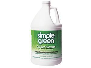 1 Gallon Carpet Cleaner SIMPLE GREEN Carpet Care 0510000615128