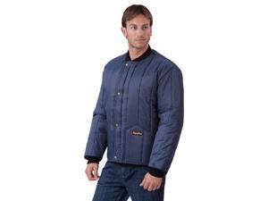 Jacket,  Insulated,  Mens,  Navy,  2XL 0525RNAV2XL