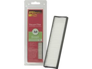 BISSELL STYLE 7 9&16 FILTER Eureka Company Vacuum Filters 66807A-4 023169121546
