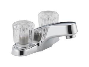 Delta Faucet 2h Chr Lavatory Faucet P299601LF