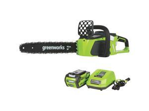 20312 40V G-MAX Cordless Lithium-Ion DigiPro Brushless 16 in. Chainsaw Kit