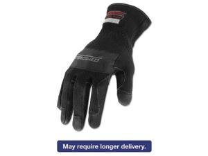 Heatworx Heavy Duty Gloves, Black/Grey, Medium HW6X03M