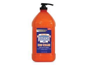 Orange Heavy Duty Hand Cleaner, 3 Liter Pump Bottle, 4/Carton 06058CT