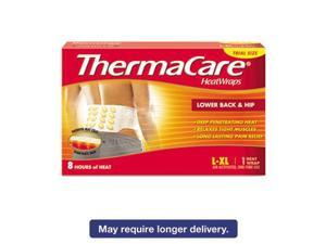 Lower Back & Hip Pain-Relieving HeatWrap, 8-Hour, L/XL 301001