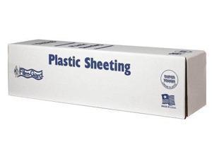 Plastics 6ML CLR 20X100 20x100 6-Mil Clear Tyco Polyethylene Plastic Sheeting