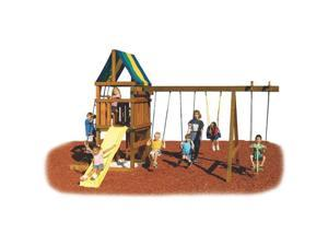Swing N Slide Alpine Custom Swing Set NE5007