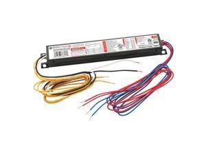 GE LIGHTING Electronic Ballast, T8 Lamps, 120/277V GE432MAXP-N-ULTRA