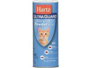 Hartz Mountain 4oz Cat F&t Powder 84138