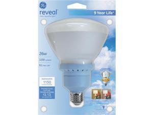 GE Lighting 26w R40 Reveal Fld Cfl 62953