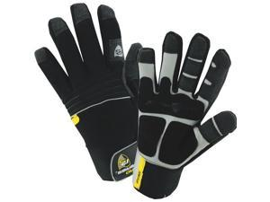 Cold Condition Gloves Black Large
