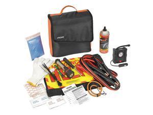 VICTOR 22-5-65103-8 Roadside Emergency Kit/Triangle, 104 Pcs