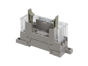 OMRON STI Socket, 10 Pin, DIN Rail, 24V, 6A 11059-0012