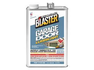 BLASTER Garage Door Lubricant,  1 gal. Container Size 128 - GDL