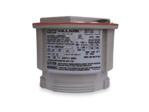 "4-9/16"" Compact Fluorescent Light Fixture, Killark, NV2FG18"