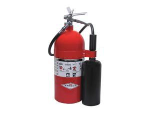 AMEREX Fire Extinguisher, Dry Chemical, BC, 10B:C 330