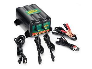 BATTERY TENDER Battery Charger, 12VDC, 1.25A 022-0165-DL-WH