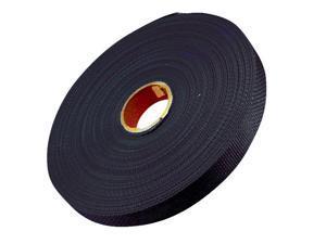 "Turf Inc 1""x300' Black Strap 1001"