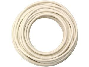Woods Ind. 10-1-17 PVC-Coated Primary Wire-7' 10GA WHT AUTO WIRE