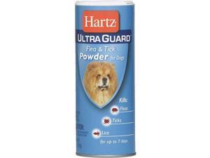 Hartz Mountain 4oz Dog F&t Powder 84137