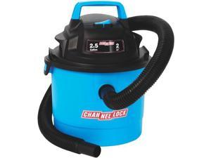Channellock Products 2.5 Gallon Wet/Dry Vac VOM205P.CL