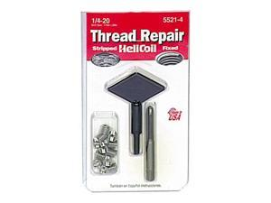 Helicoil 5521-4 Thread Repair Kit-1/4X20 THREAD REPAIR KIT