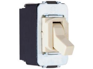 SWTCH TOGG 120/277VAC 15A 3P Gam-Pak 4-Way Switches ACD3I Ivory 785007310313