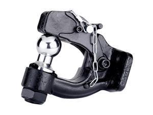"""Reese 74117 Pintle Hook Combination-2-5/16"""" BALL & PINTLE"""