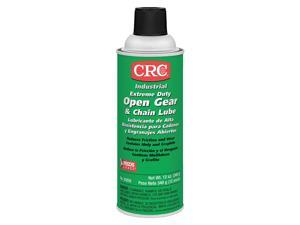 Extreme Duty Open Gear Chain Lube,  16 oz. Container Size,  12 oz. Net Weight