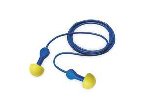 3M 25dB Reusable Ear Plugs&#59; Corded,  Yellow,  Universal 311-1127