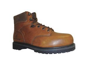 WORK MASTER Work Boots,  Size 13,  Toe Type: Steel,  PR STG-022504-3P-130