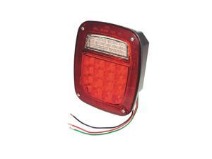 GROTE LED, Box Lamp, RH, Red G5082-5