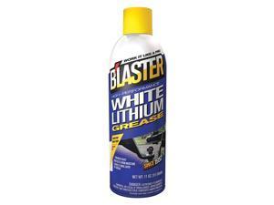 BLASTER White Lithium Multipurpose Grease,  11 oz.,  NLGI Grade: 1 16-LG