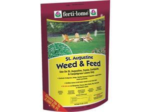 VPG Fertilome 16lb St Aug Weed & Feed 10915