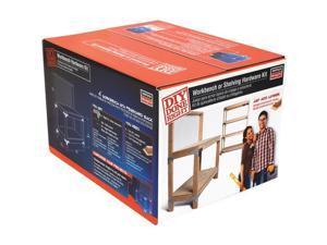 Simpson Strong-Tie Workbench Shelving Kit WBSK