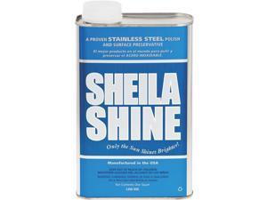 Sheila Shine Quart Low Voc Stainless Steel Cleaner SSCA-32
