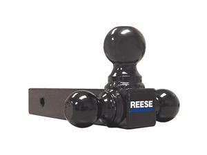Reese 21512 Multiple Hitch Ball Mount-BAR/TRI SIZE HITCH BALL